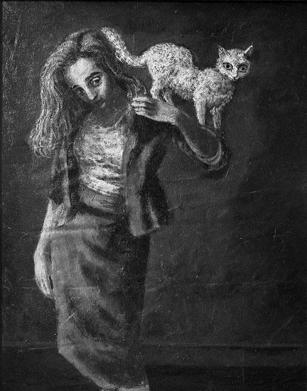 Mervyn Peake, serie Titus Groan Mervyn-peake