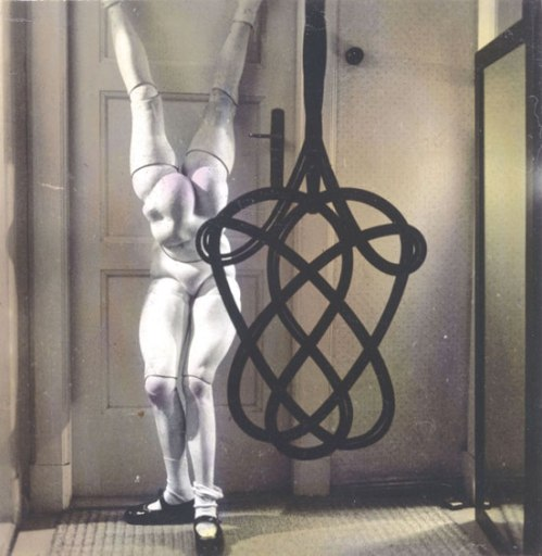 Artwork by Hans Bellmer.